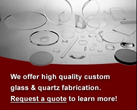 request a quote form S&S Optical